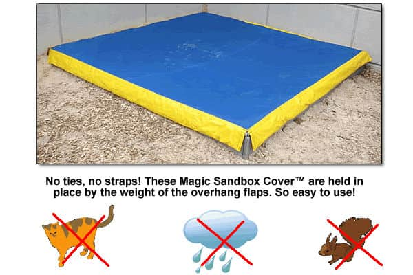 sandbox covers for your playground